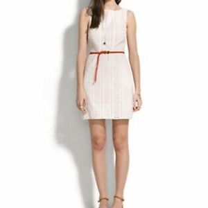 Madewell Eyelet Trail Dress